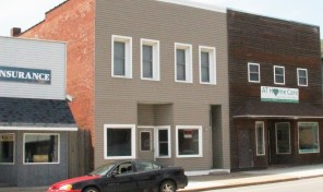 215 N. Washington St Thorp- Commercial Space W/ Upper Apts