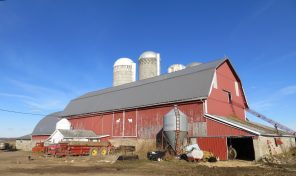 N15924 Gorman Ave Thorp Dairy w/ 236 quality acres