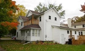 201 E. School St.  Thorp, WI     Nicely Updated Duplex!