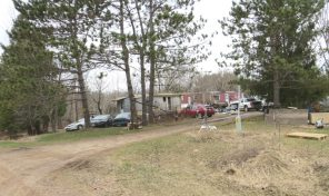 W15742 Sunset Dr Thorp – 37+ acres hunting land w/ utilities!