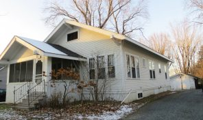 324 E 2nd St. Owen WI – Come home to yesterday and relax!