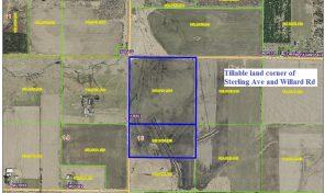 N8808 Sterling Ave Willard Tillable land