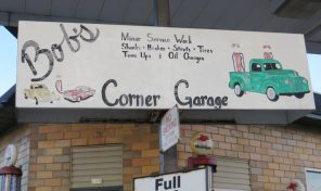 Only FULL SERVICE gas station & repair shop for miles around!